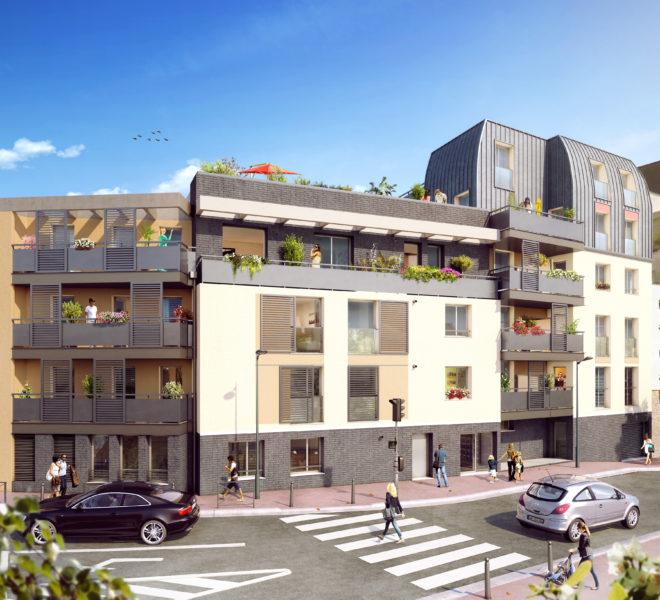 appartement à Issy-les-Moulineaux