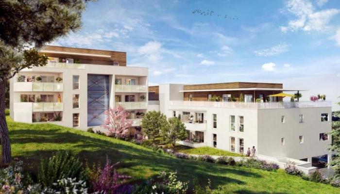 appartement neuf à Bayonne