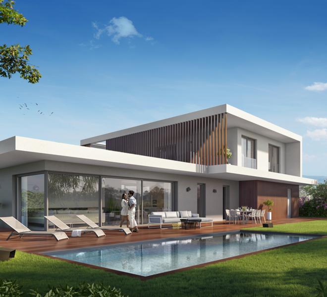 Villas neuves et appartements neufs à Prévessins-Moëns