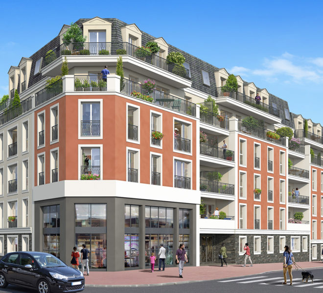 Appartement neuf Savigny-sur-Orge