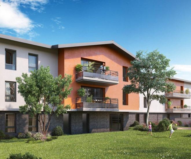 Appartements neufs à Cessy