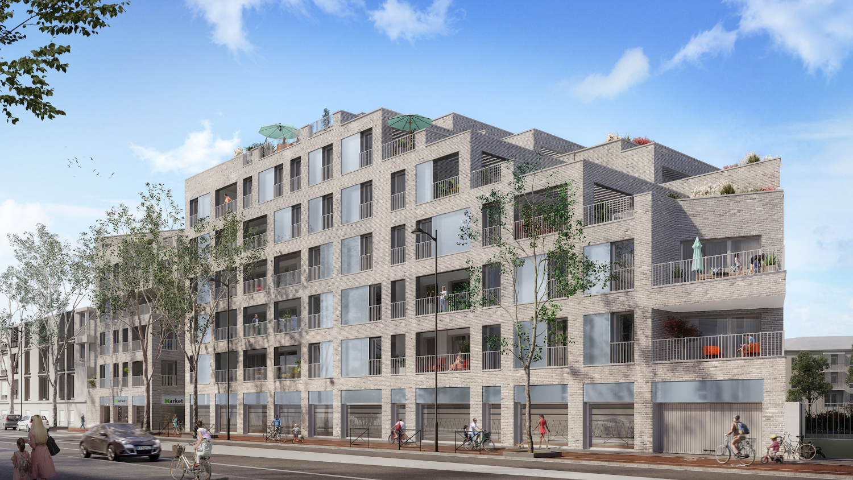 Ekla programme neuf à Caluire proche Croix-Rousse (Lyon) avec Altanova Immobilier