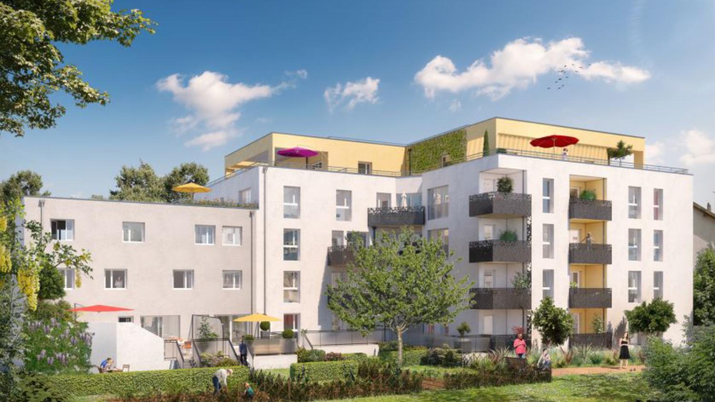 Appartements neufs à Villeurbanne