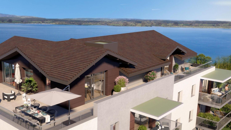 programme neuf immobilier avec vue sur le lac léman proche thonon-les-bains avec altanova