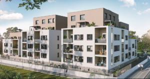 l'émeraude - programme neuf- Grenoble