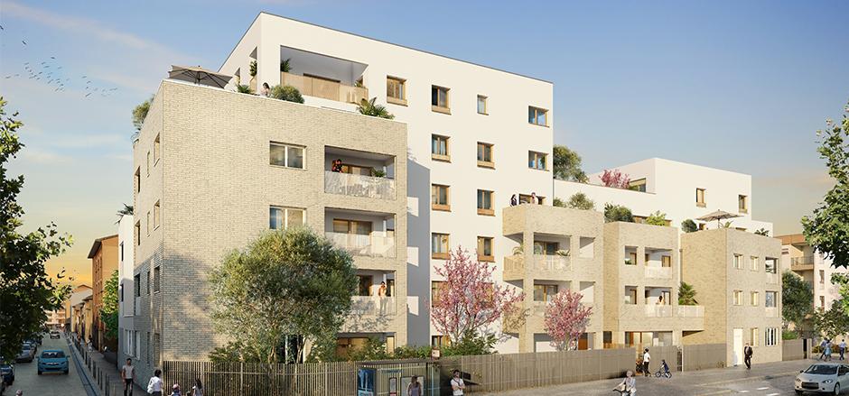 Appartements neufs à Lyon 8