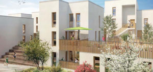 résidence 3D Isle D'abeau programme neuf