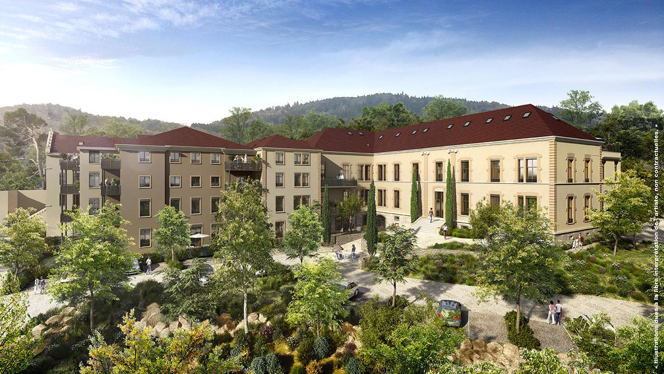 Appartements neufs à Vienne, Loi Denormandie