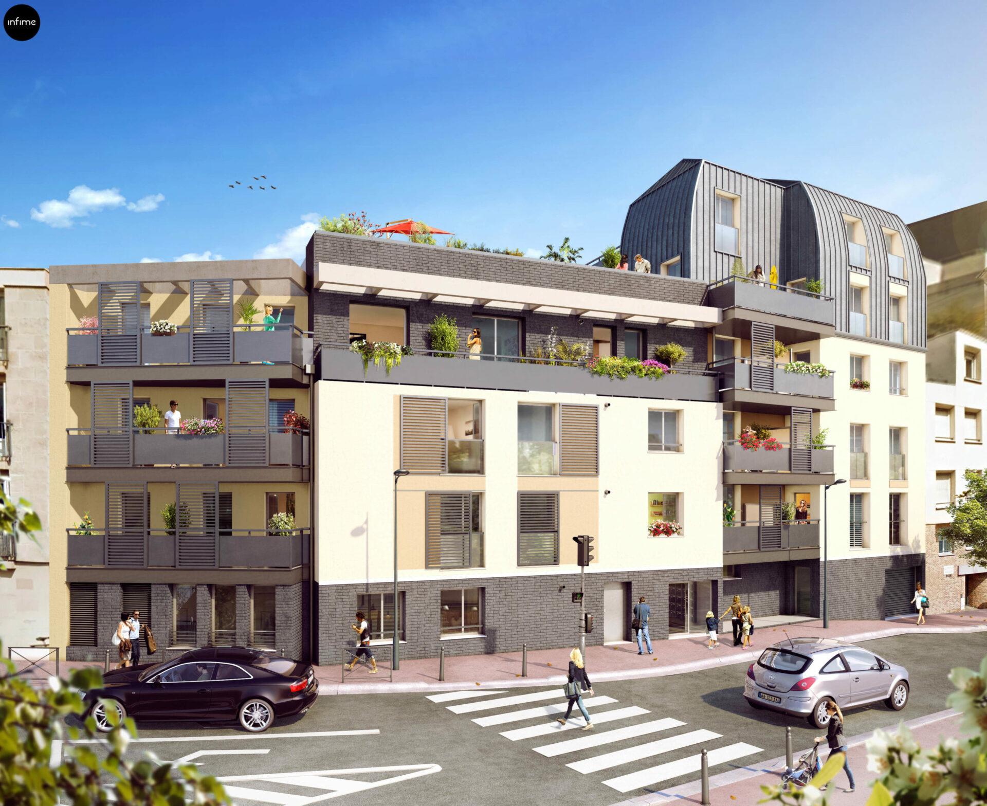 Appartements neufs à Issy-les-Moulineaux