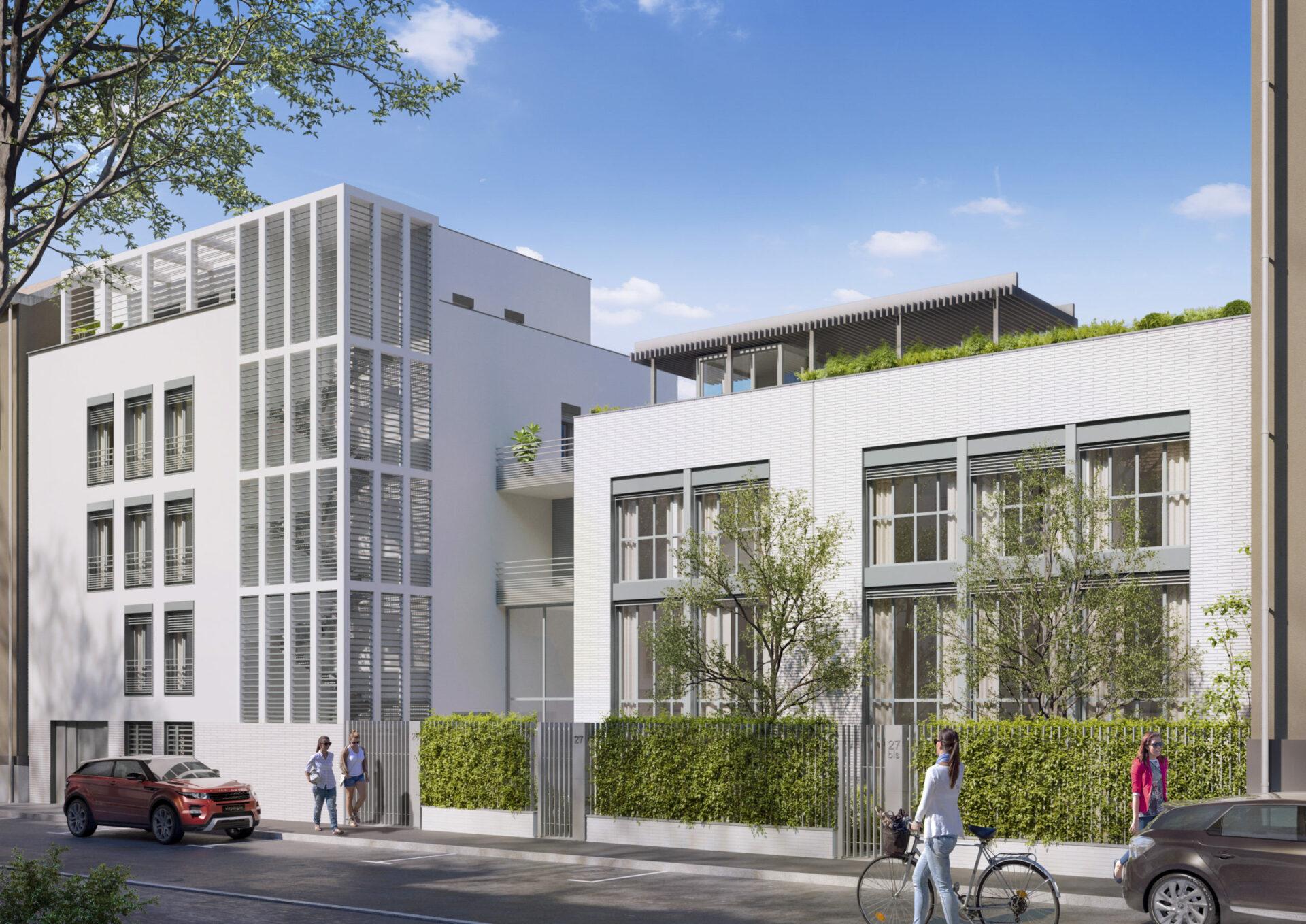 Résidence Évidence situé à Lyon - Altanova Immobilier