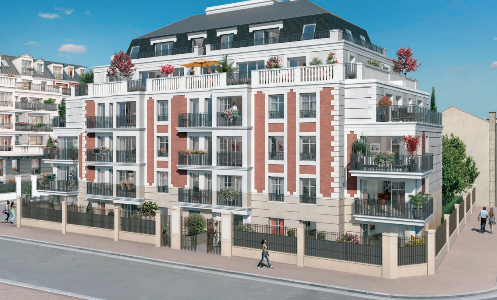Appartements neufs à Gagny