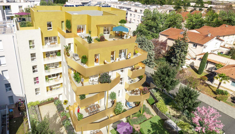 Iriséa - Venissieux - Programme neuf - Altanova Immobilier