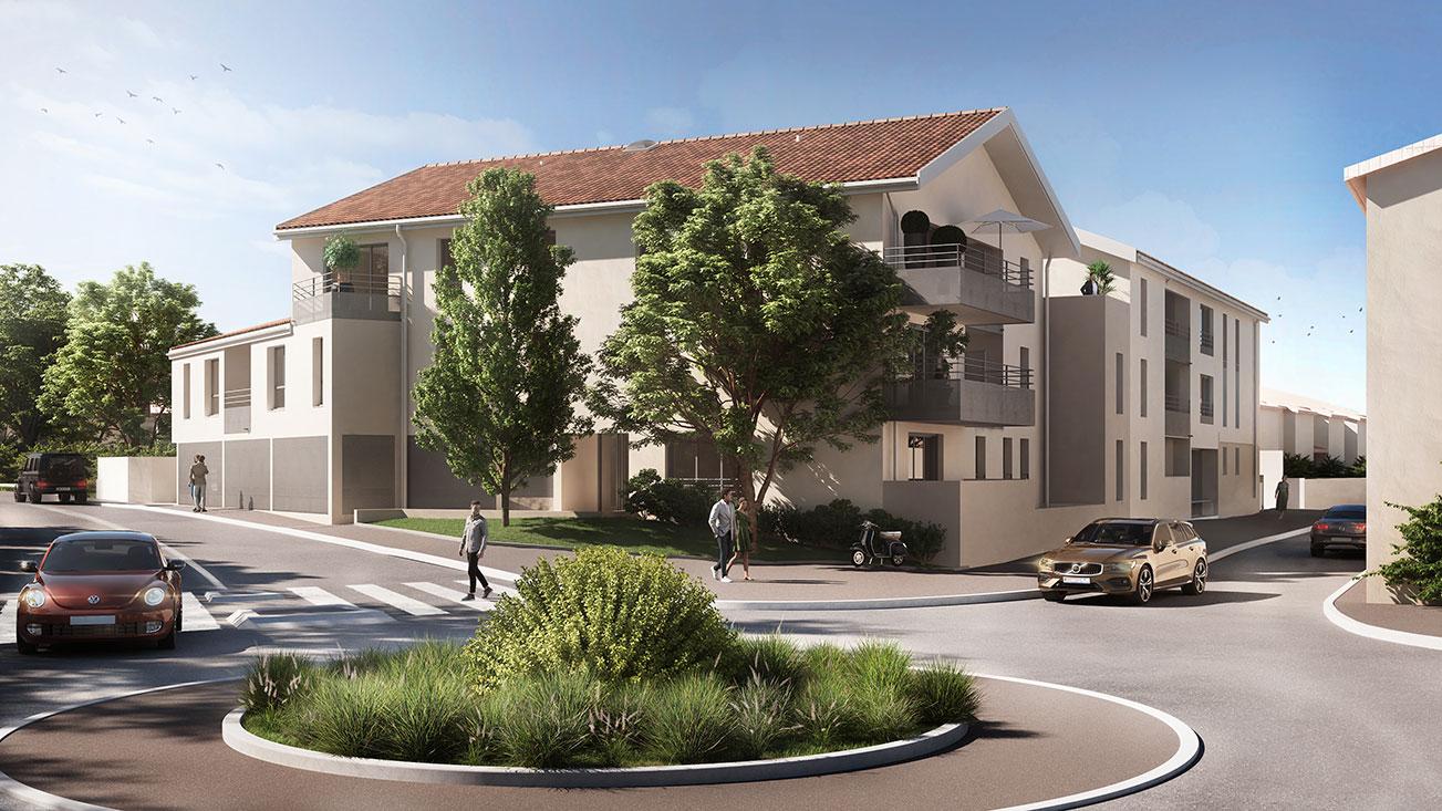 Programme immobilier neuf à Chaponost