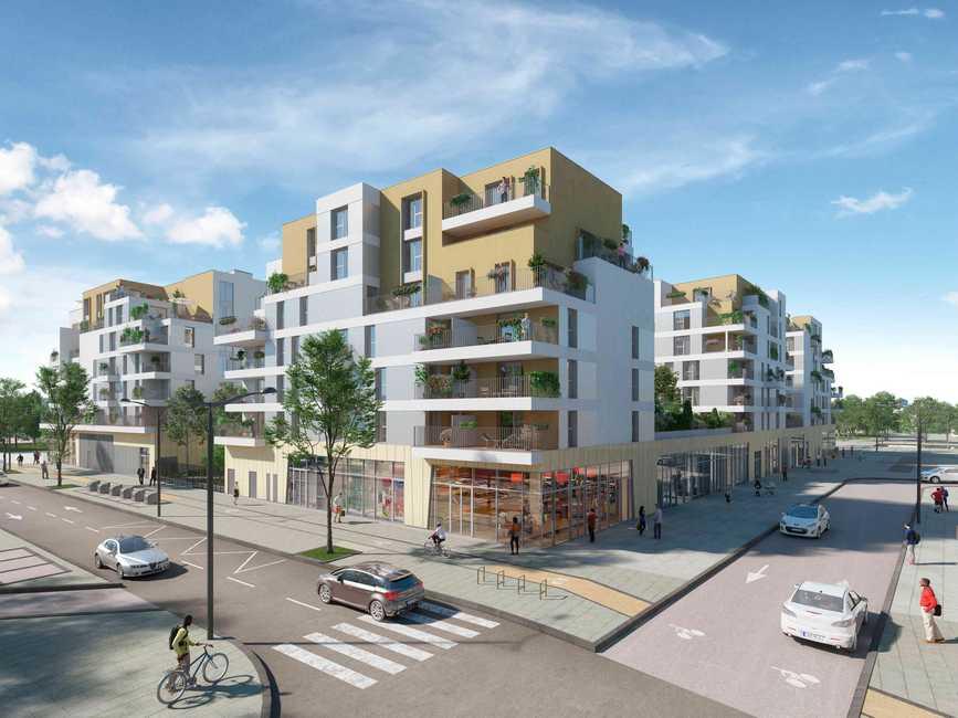 Résidence neuve situé à Rueil-Malmaison