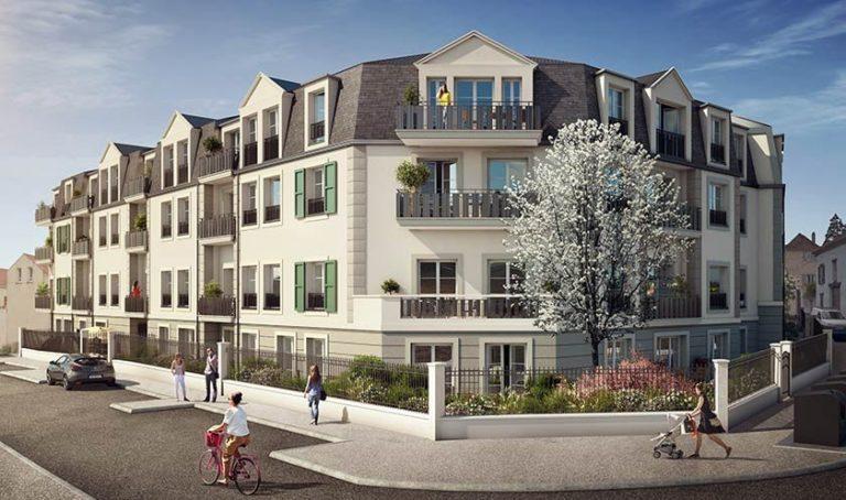 Appartements neuf à Le Plessis-Bouchard
