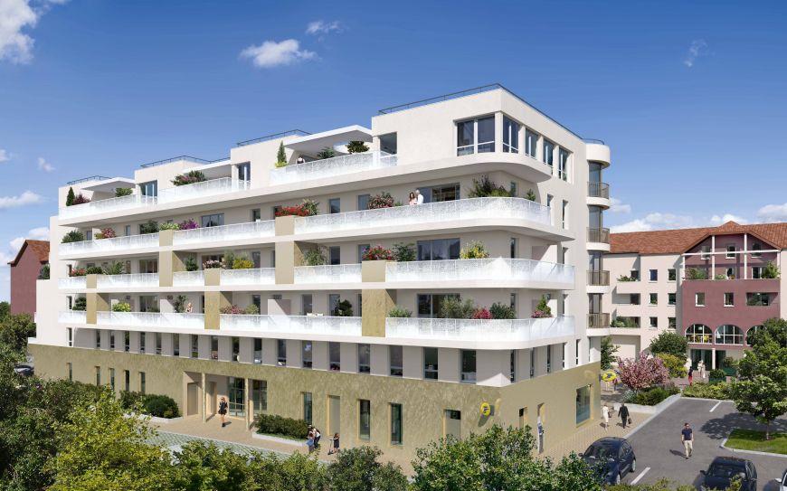 Le Magnifique - Programme immobilier à Saint-Genis-Pouilly