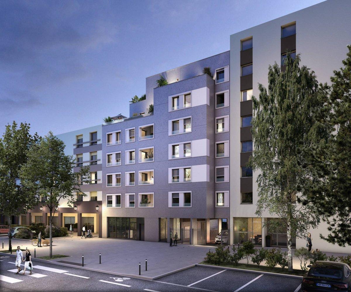 Appartement neuf à Lyon 5