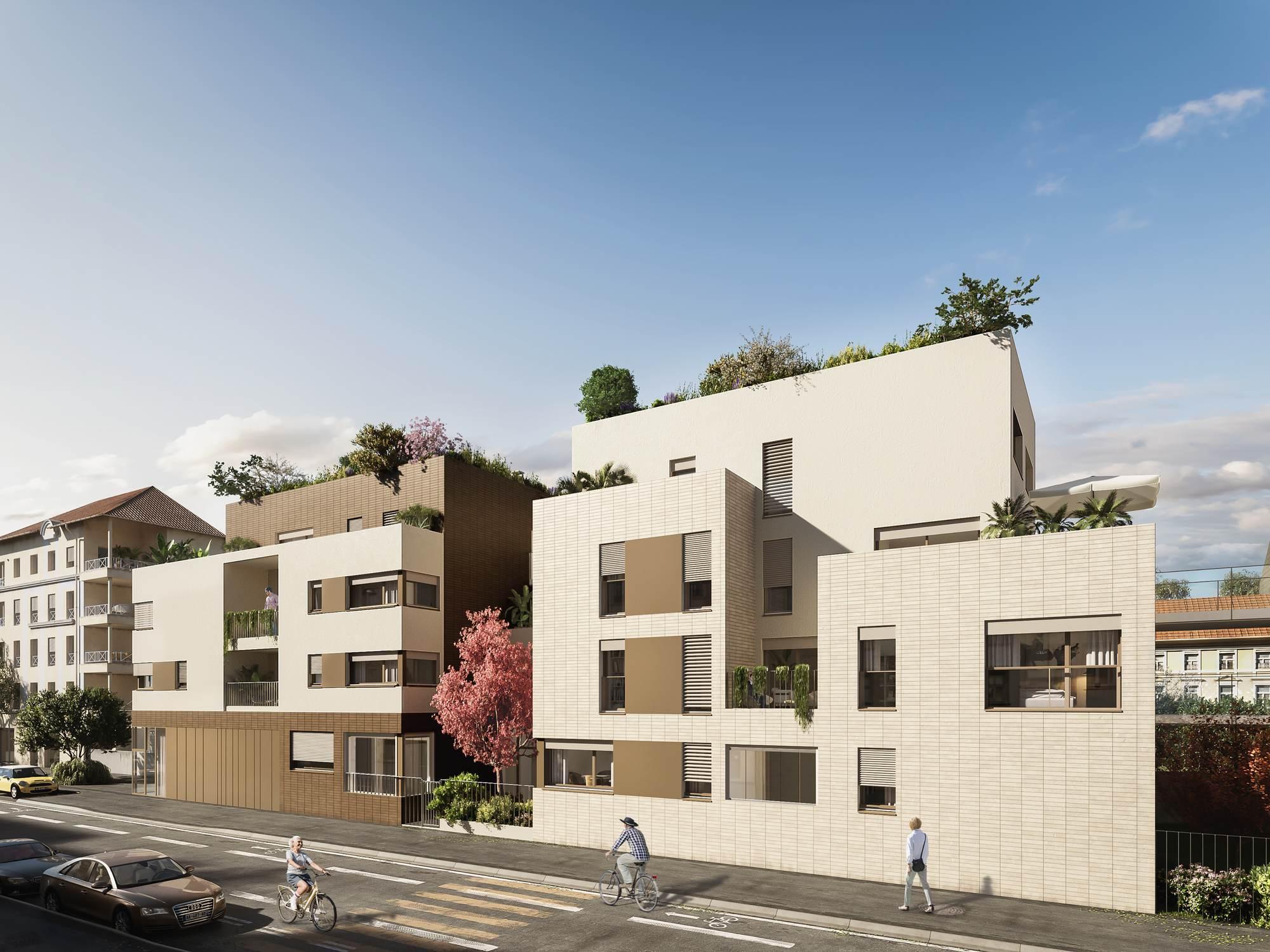 Programme Immobilier neuf : 3ème ART situé à Lyon