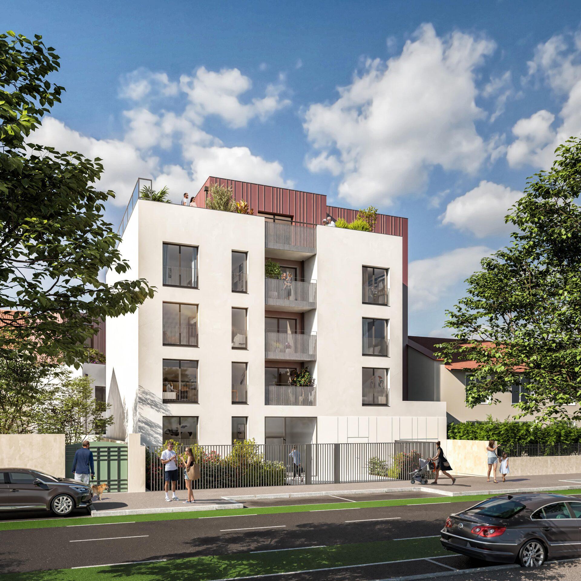 Appartements neufs à Vénissieux