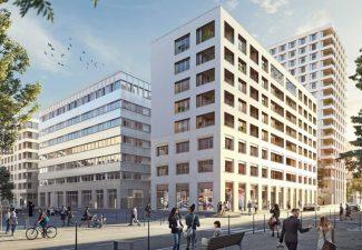 Albizzia Programme Neuf Lyon Confluence