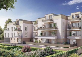 Altanova Immobilier - Programme neuf - BRIE-COMTE-ROBERT / 77 Coeur Noyer