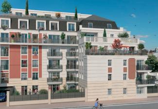 Nouvelle Résidence Instants de Ville situé à Gagny