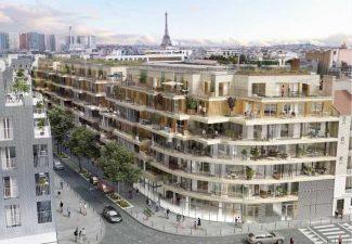 Résidence Ateliers Vaugirard à Paris 15ème