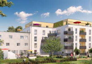 L'Esquisse programme neuf à Villeurbanne proche Lyon avec Altanova Immobilier