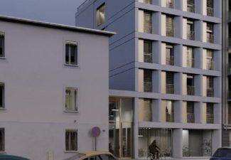 jean-jaurès lortet programme neuf résidence étudiante lyon altanova