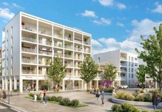 programme immobilier neuf La Clairière Bron à Lyon avec Altanova